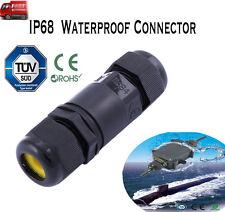 3-polig IP68 Kabel Grad Elektrischer Steckverbinder Box Wasserdicht 450V 16A DIY