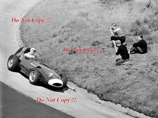 Stirling Moss Vanwall German Grand Prix 1958 Photograph 1
