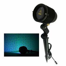 Remote Control Moving Laser RGB Christmas Outdoor Waterproof Landscape Spotlight