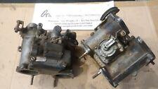 2 Carburatori Alfa Romeo Dellorto DHLA40