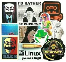 Hackers Stickers Graffiti Programming For Laptop PC Backpack Decals Stickerbomb