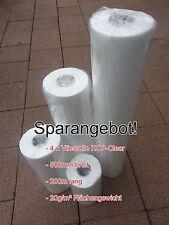4x Vliesrolle KOP-Clear 500mm breit, 200m lang 20g/m² für Genesis Filteranlagen