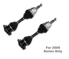 Pair: 2 New Front CV Axles Left & Right Fit Hummer H2 Suburban 2500 GM2075