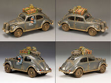 KING & COUNTRY LUFTWAFFE LW043 WW2 GERMAN VOLKSWAGEN MIB