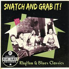 Snatch it and Grab It - Rhythm & Blues Classics CD - Free Postage