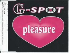 G-SPOT - Pleasure 3TR CDM 1994 EURODANCE