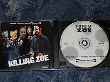 Killing Zoe - Original soundtrack by tomandandy. Stoltz Anglade Delpy