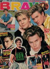 Magazin Bravo 4/1987,Madonna,Deep Purple.A-HA,Pet Shop Boys,Housemartins