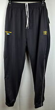 Umbro Men's Pants XL Argentina Official Merchandise Football Gray NEW NWT