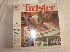 NEW TWISTER VINTAGE BOARD GAME 1977 - BRAND NEW & SEALED MB