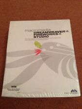 Macromedia Windows Web & Desktop Publishing Software