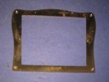 Vintage Kundo Keninger German Clock Part BRASS CASE RING BOTTOM 400 day  6M3