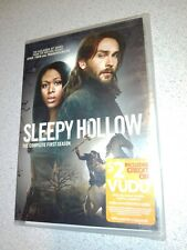SLEEPY HOLLOW: The Complete First Season (DVD, 2014, 4-Disc Set) NEW, SEALED