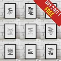 Great Expectation Wall Art Movie/book Quotes Framed Wall Art Motivational Poster
