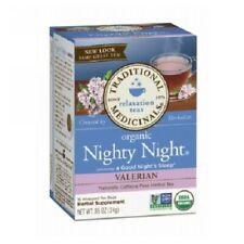 Organic Tea Nighty Night Valerian 16 Bags