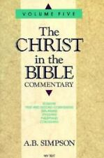 Romans-Colossians (Christ in the Bible Commentary)