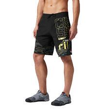 Pants and Shorts Reebok Crossfit Cordura Short Black Xxl-