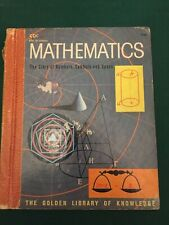 Mathematics, Golden Library of Knowledge, vintage attic find, copyright 1958