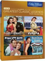 TCM Greatest Classic Legends Film Collection: Esther Williams Volume 2 [New DVD]