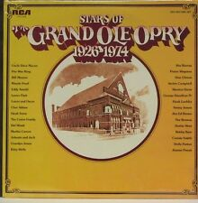 Dolly Parton, Dottie West & others - Stars of The Grand Ole Opry - 2 LP set