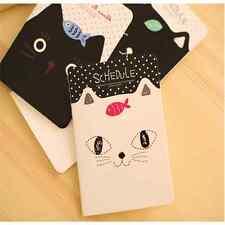 HAPPY Notebook kawaii cute cartoon lined pocket mini memo noteok #xx
