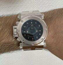 Swole O'Clock CEO Carnegie White Gold 51mm