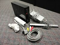 Nintendo Wii Black Console Video game system