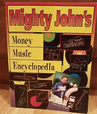 MIGHTY JOHN'S MONEY MUSIC ENCYCLOPEDIA 1999 EXCELLENT COND 786 PGS RECORD GUIDE
