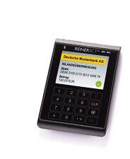 Reiner SCT cyberjack wave portabler Kartenleser Kontaktbehaftet HBCI Bluetooth