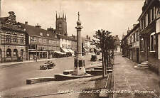 East Grinstead. High Street & War Memorial by Frith # 73353.