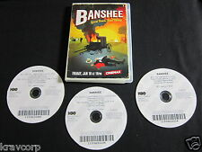 BANSHEE [CINEMAX SERIES]—2013 PROMO 3-DVD SET