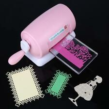 DIY Paper Cutting Embossing Die Cut Machine Scrapbooking Album Card Cutter Tool