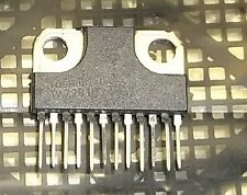 Toshiba 5.8W Dual Channel 12-Pin Audio Output IC TA7281P NIB