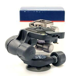 Manfrotto 460MG Pan Tilt Tripod Head For DSLR Cameras / Medium Format.