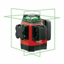 Hilti Laser PM 30MG multi Line Green Laser line projectors 1x Battery NO Charger