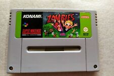 Zombies (Super Nintendo * SNES * PAL)