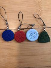 Avatar: The Last Airbender / Legend Of Korra Keychain Charm Handmade