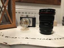 17-40mm F/4.0 Canon EF USM Lente L