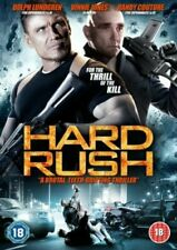Hard Rush Dvd Dolph Lundgren Brand New & Factory Sealed
