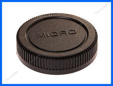 Rear Lens Cap for Micro 43 MFT M4/3 Olympus Panasonic EM5 EP3 EP5 GH4 GX7 EM1 G7