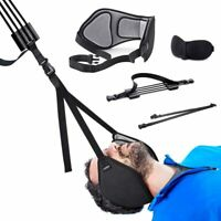 VOKKA Head Hammock for Neck Pain Relief Cervical Traction Massager Device