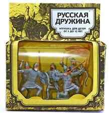Soviet Era Alexander Nevsky Commemorative - 60mm unpainted plastic toy soldiers