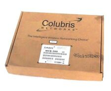 NIB COLUBRIS NETWORKS WCB-200 WIRELESS CLIENT BRIDGE & ACCESSORIES