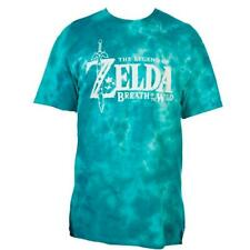 Official Licensed Nintendo Zelda Tye Die T-Shirt - Size: Large
