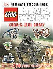 LEGO Star Wars Yoda's Jedi Army Ultimate Sticker Book