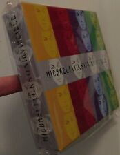 MICHAEL JACKSON INVINCIBILE EMPTY BOX FOR JAPAN MINI LP CD  P04