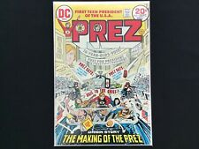 PREZ #1 Lot of 1 DC Comic Book!