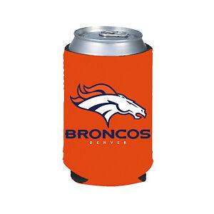 Denver Broncos Can Cooler Cover