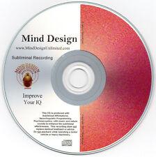 Improve Your IQ - Subliminal Audio Program - Increase Intelligence Naturally!!