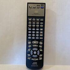 Jvc Lp21036-034 Dvd Vcr Tv Combo Remote Black Oem Original Genuine Tested!